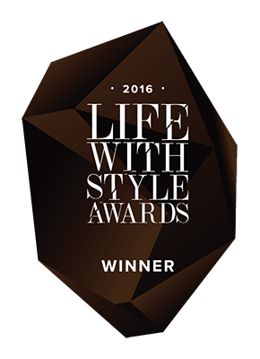 Life With Style Awards - Winner 2016
