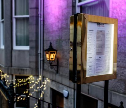 No.10 Bar & Restaurant, Aberdeen