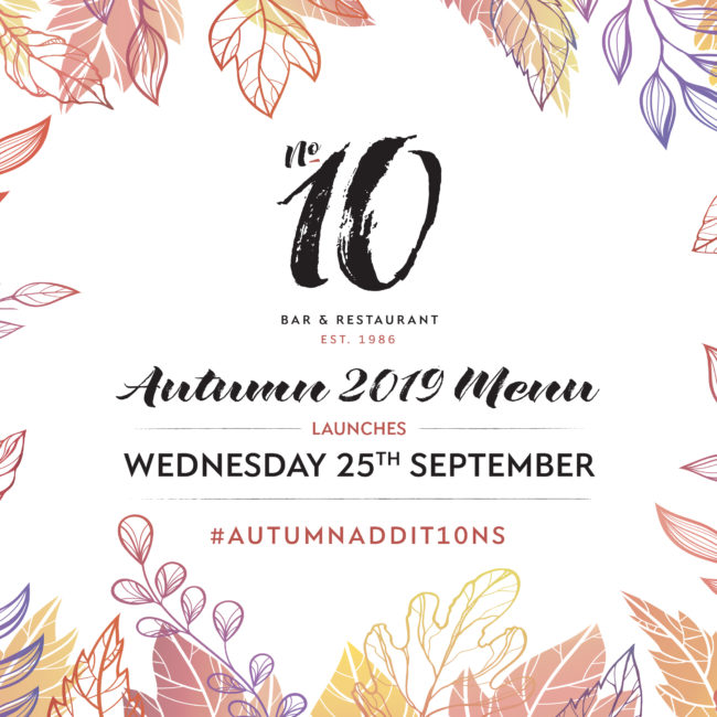 Fall for our Autumn Addit10ns