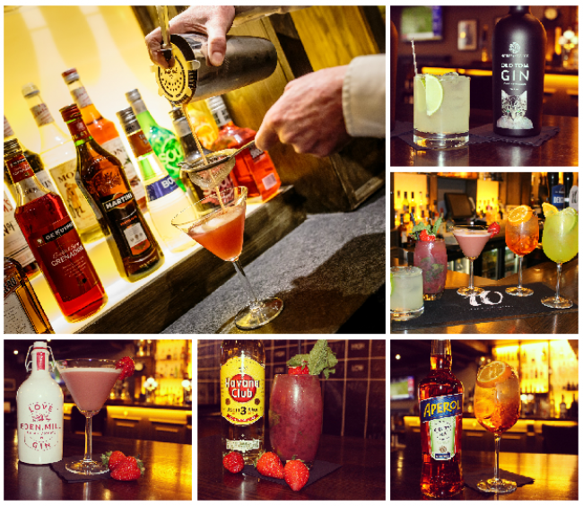 Spring into the weekend at No.10 with our new cocktails...
