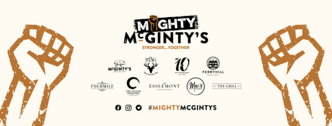 Mighty McGintys...