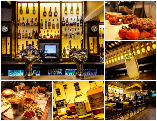 Masters at No.10 Bar & Restaurant
