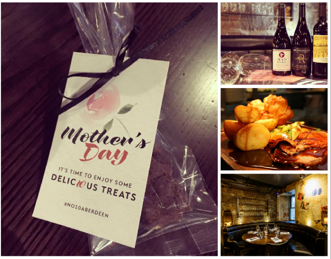 Mother's Day at No.10 Bar & Restaurant