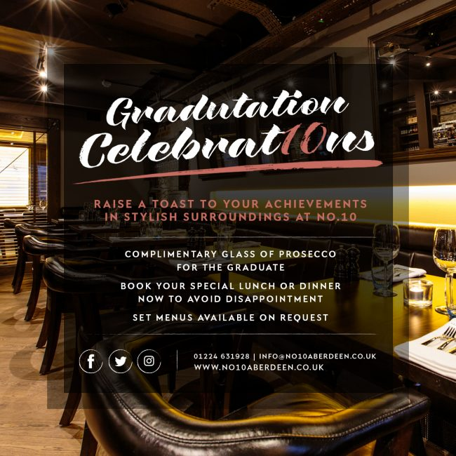 Celebrations for the Graduations!