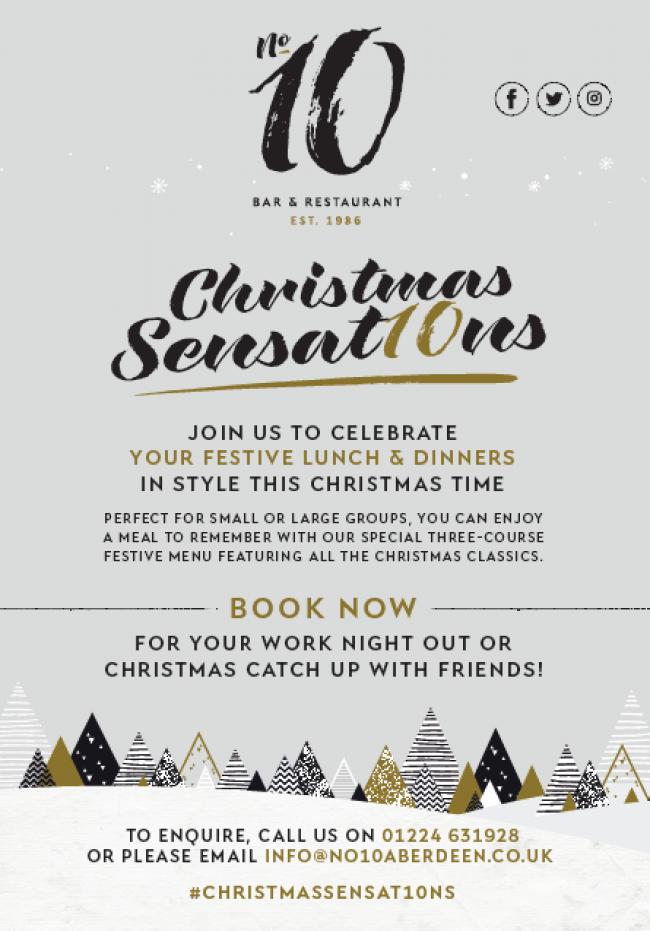 Christmas Sensat10ns...