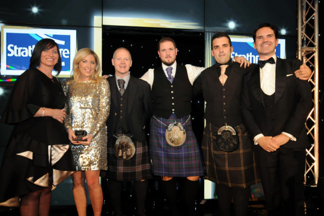No.10 triumphs at hospitality industry awards