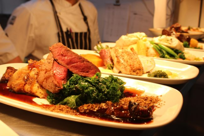 Fall for our new Autumn menu...