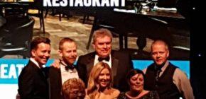 Tourism Award for No.10 Bar & Restaurant!