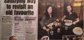 Evening Express Food Review