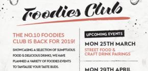 No.10 Foodies Club
