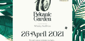No.10 Presents...the No.10 Botanic Garden