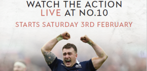 RBS 6 Nations at No.10 Bar & Restaurant