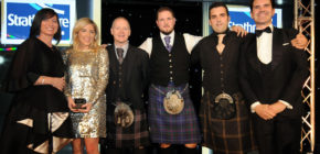 No.10 triumphs at hospitality industry awards