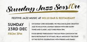 Sunday Jazz Sess10ns...
